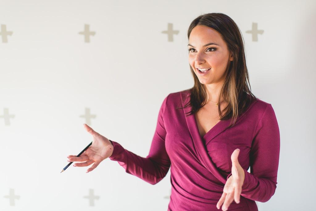 Samantha Dumas brand strategist